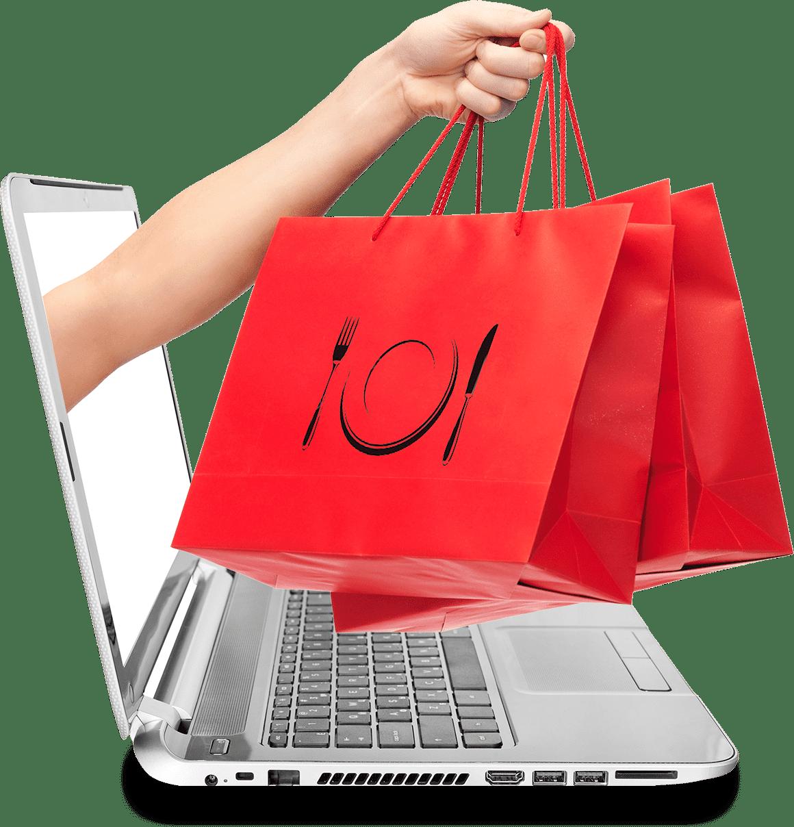 online objednávky